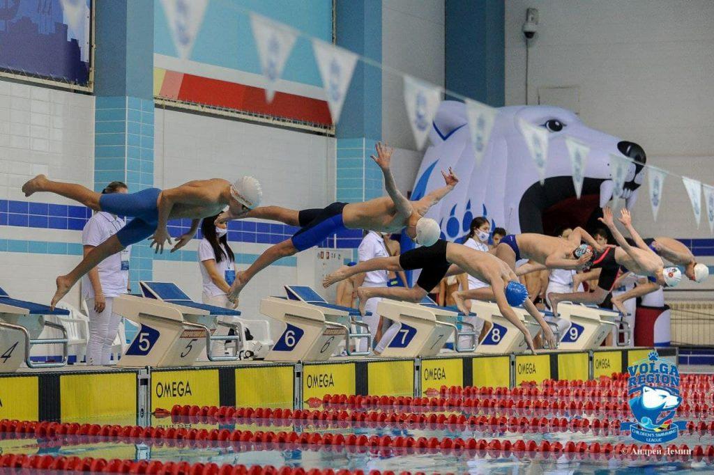 Первое общекомандное место - Результат пловцов ДНР  на соревнованиях в Казани