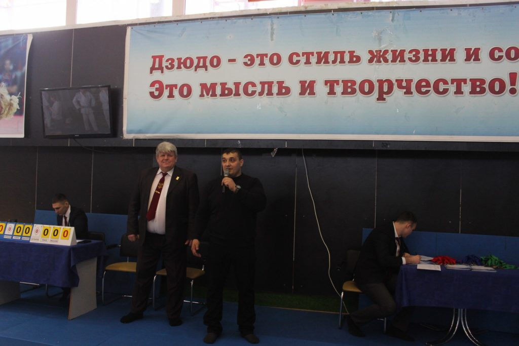 20 февраля - Республиканские соревнования по дзюдо ко Дню защитника Отечества - СК