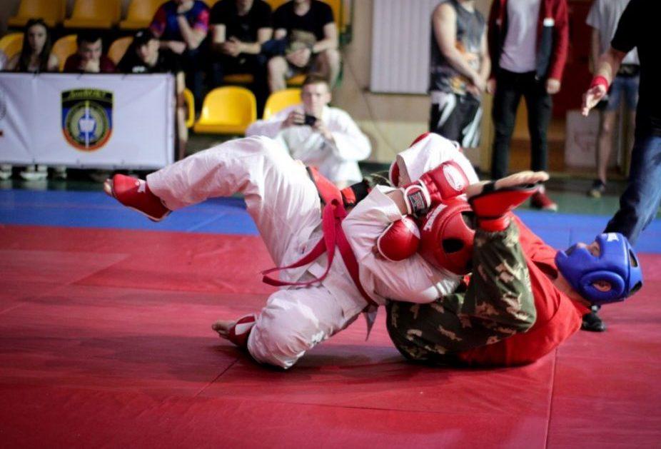 28 февраля — Открытый чемпионат ДНР по рукопашному бою — СК «Олимпийский»