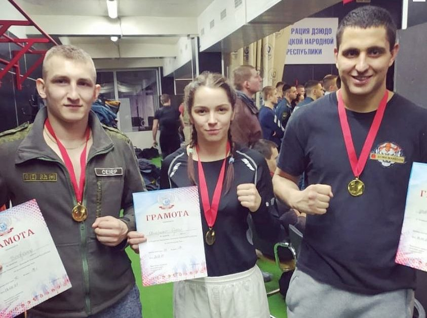 28 февраля - Открытый чемпионат ДНР по рукопашному бою - СК