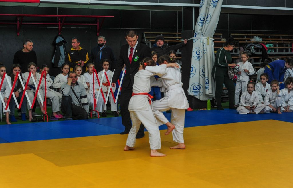 6 марта - Турнир по дзюдо в честь мастера спорта Виктории Туркс - СК