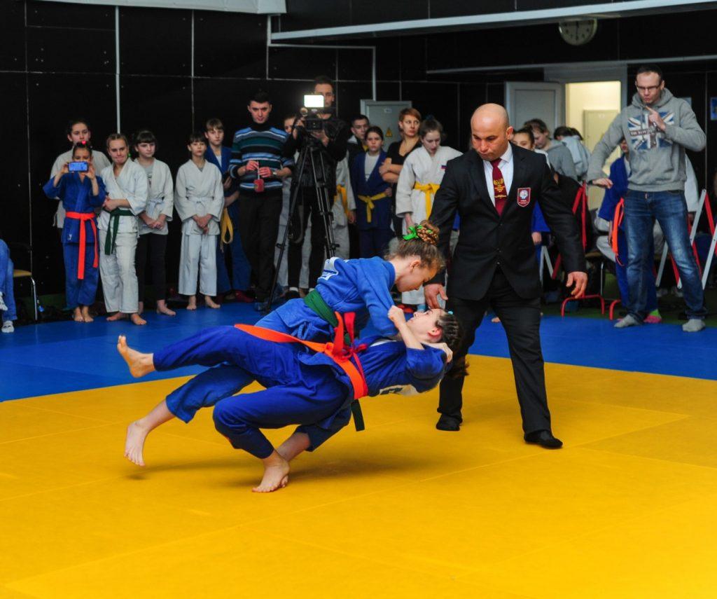 6 марта — Турнир по дзюдо в честь мастера спорта Виктории Туркс — СК «Олимпийский»