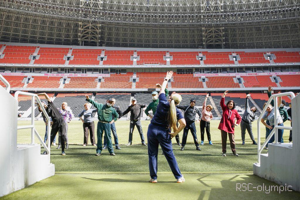 7 апреля — Всемирный день здоровья — СК «Донбасс Арена»