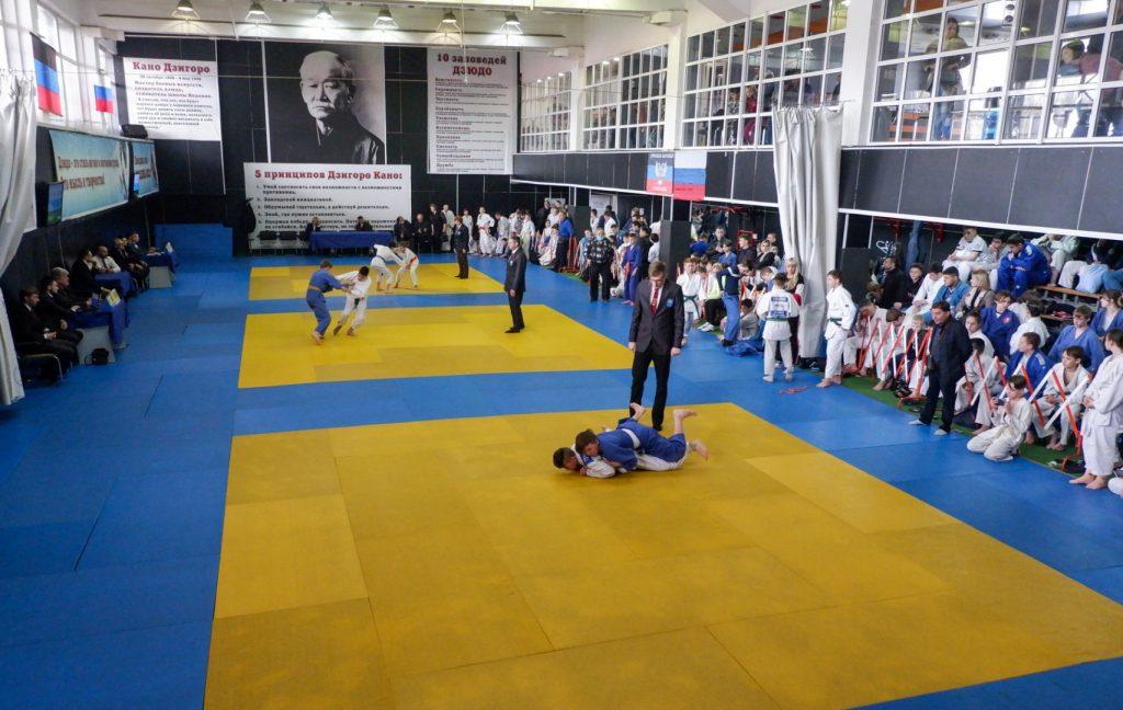 24 апреля — Республиканские соревнования по дзюдо — СК «Олимпийский»