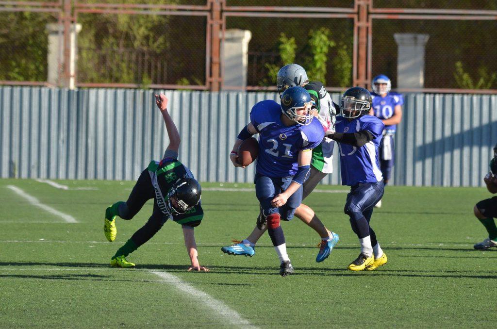 Американский футбол в ДНР