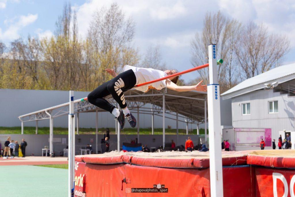 24 апреля — Открытый кубок ДНР по легкой атлетике — СК «Байдукова»