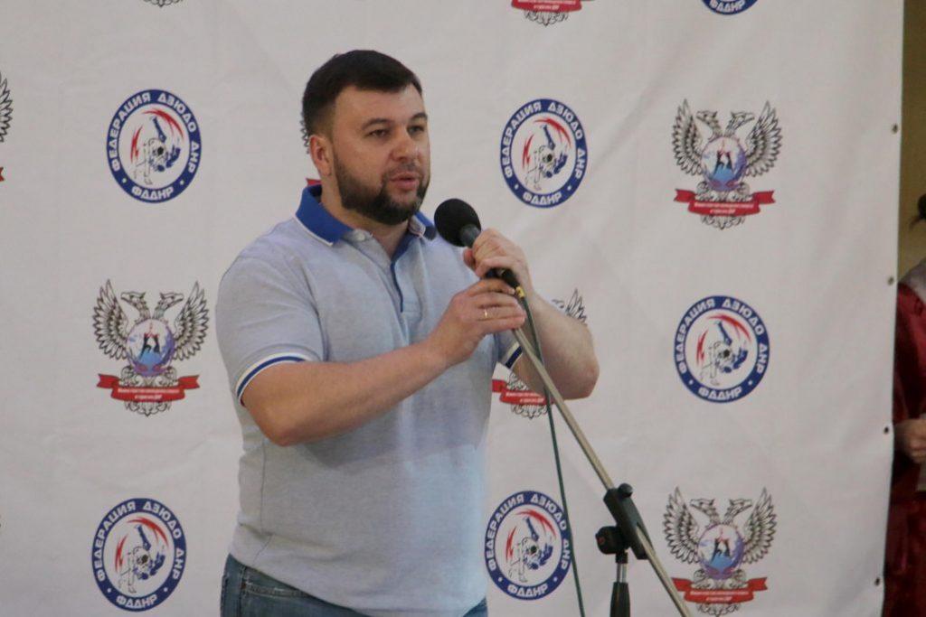 10 апреля - Первенство ДНР по дзюдо среди юниоров и юниорок - СК «Спартак»