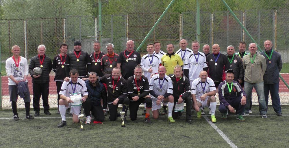 8-10 мая — Республиканский турнир по мини-футболу среди ветеранов футбола — СК «Байдукова»