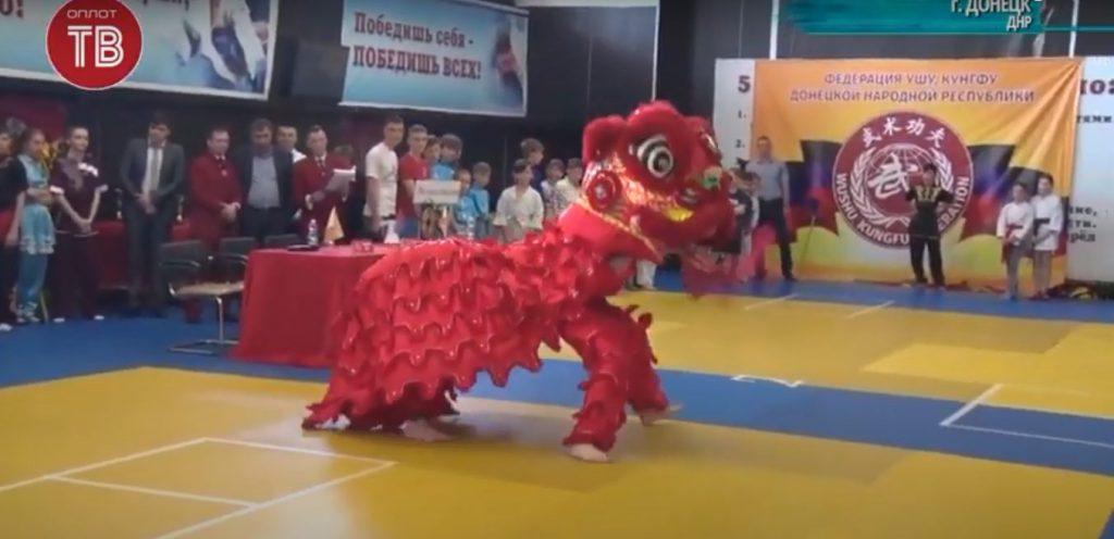 16 мая — Чемпионат по ушу и кунг-фу — СК «Олимпийский»