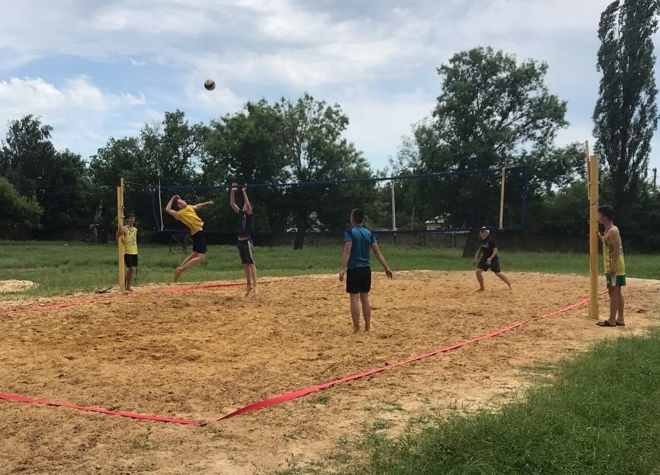 20 июня — Открытый Республиканский турнир по пляжному волейболу среди сборных команд ДНР