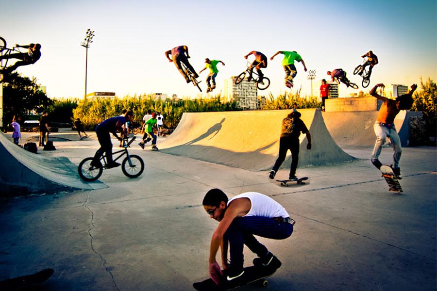 27 июня — Фестиваль уличных видов спорта «Террикон» — парк Щербакова