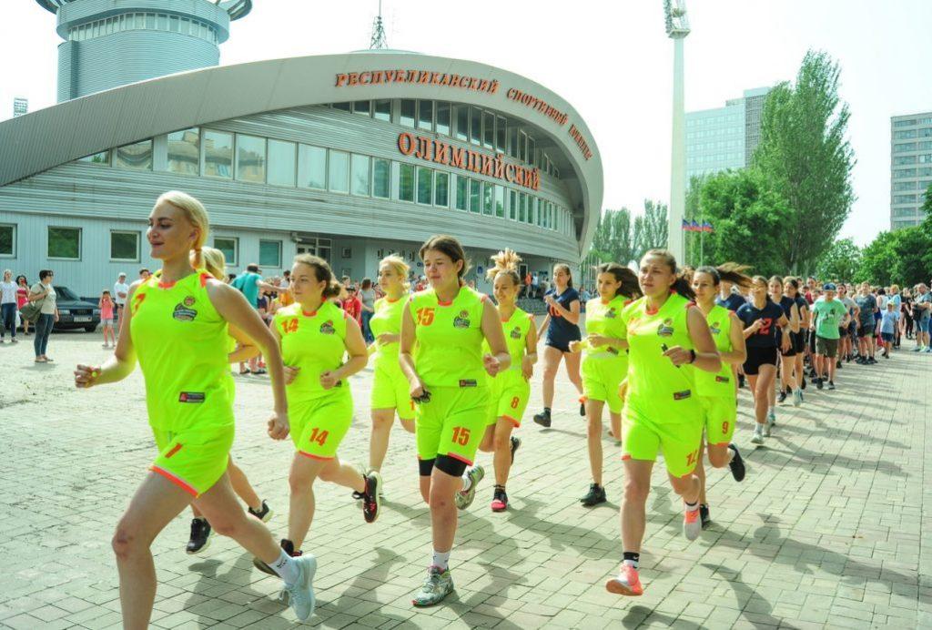 23 июня — Как прошли мероприятия в честь Международного Олимпийского дня — СК «Олимпийский»