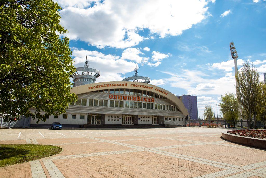 Правила поведения на территории СК «Олимпийский» и Метательного стадиона по улице Байдукова, 84