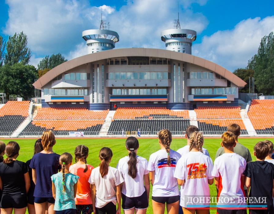 21 августа — Легкоатлетический забег «Встреча друзей-2021» — СК «Олимпийский»