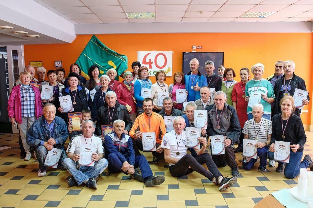 3 октября — 40 лет клубу «Стайер» — СК «Олимпийский»