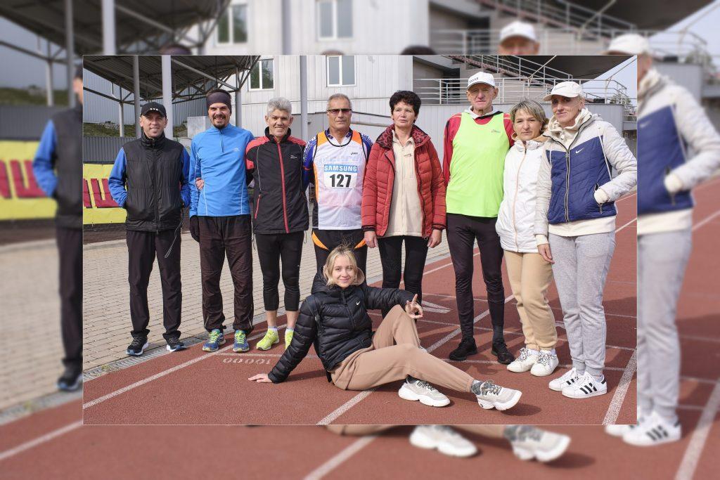 9 октября — Республиканские соревнования по легкой атлетике «Золотая миля» — СК «Байдукова»