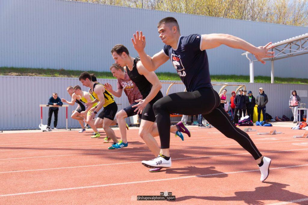 24 апреля - Открытый кубок ДНР по легкой атлетике - СК