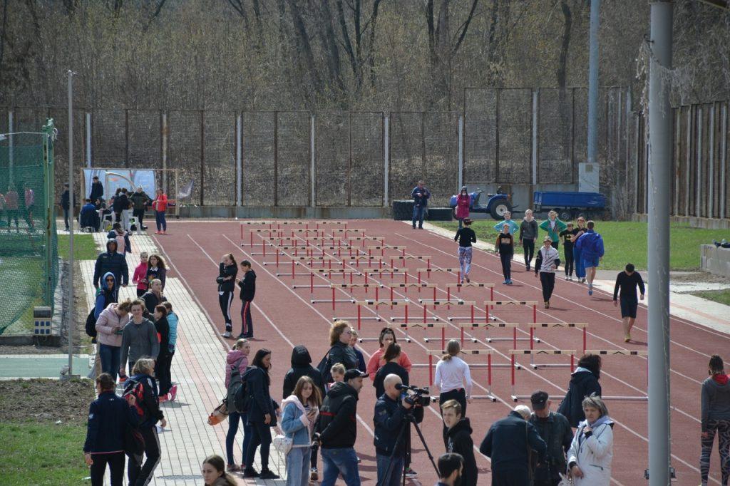 17 апреля -  Открытое первенство ДНР по легкой атлетике - СК