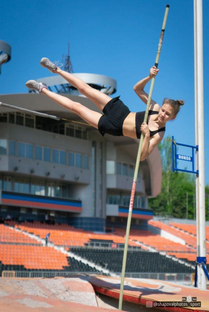 15 мая - Открытое первенство ДНР по легкой атлетике серии