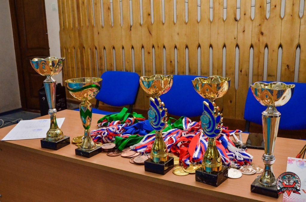 8 мая - Открытые Республиканские отборочные соревнования по вольной борьбе - ДУОР им. С. Бубки