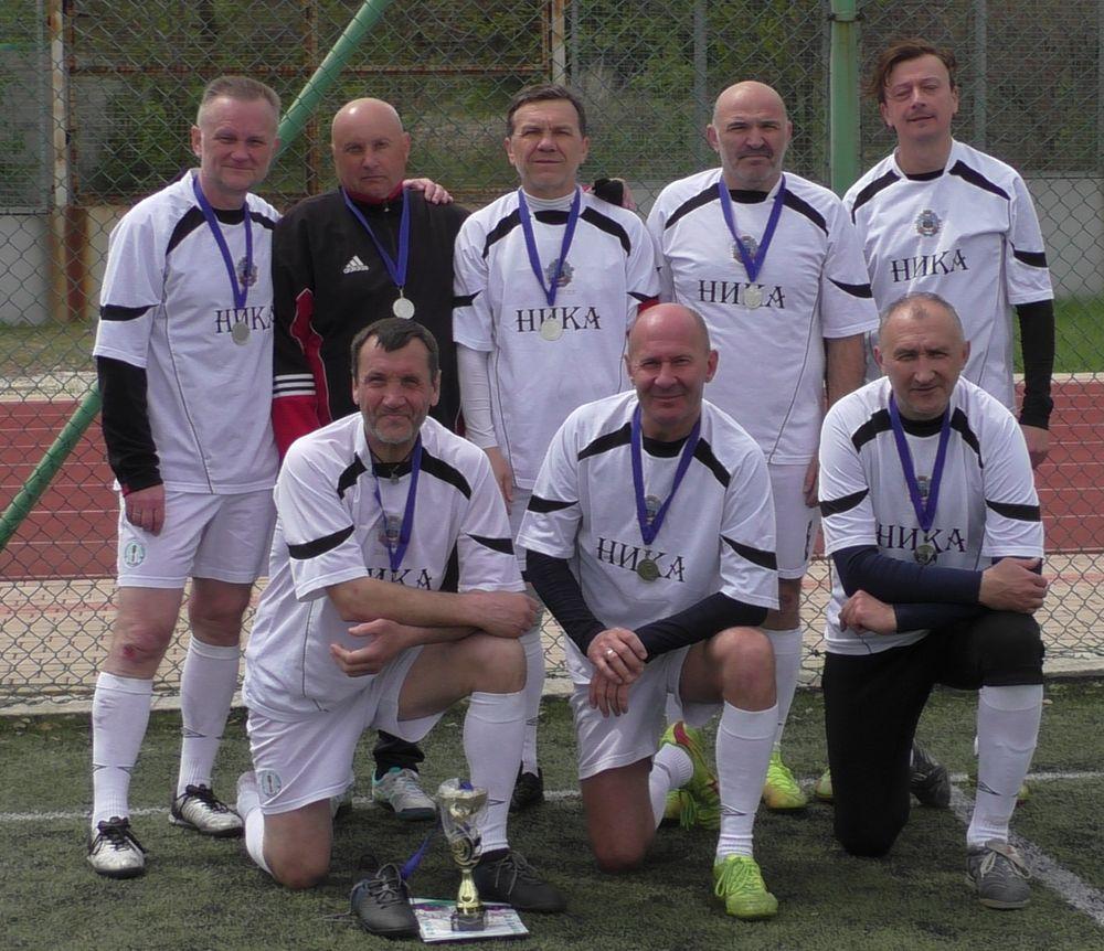 8-10 мая - Республиканский турнир по мини-футболу среди ветеранов футбола - СК