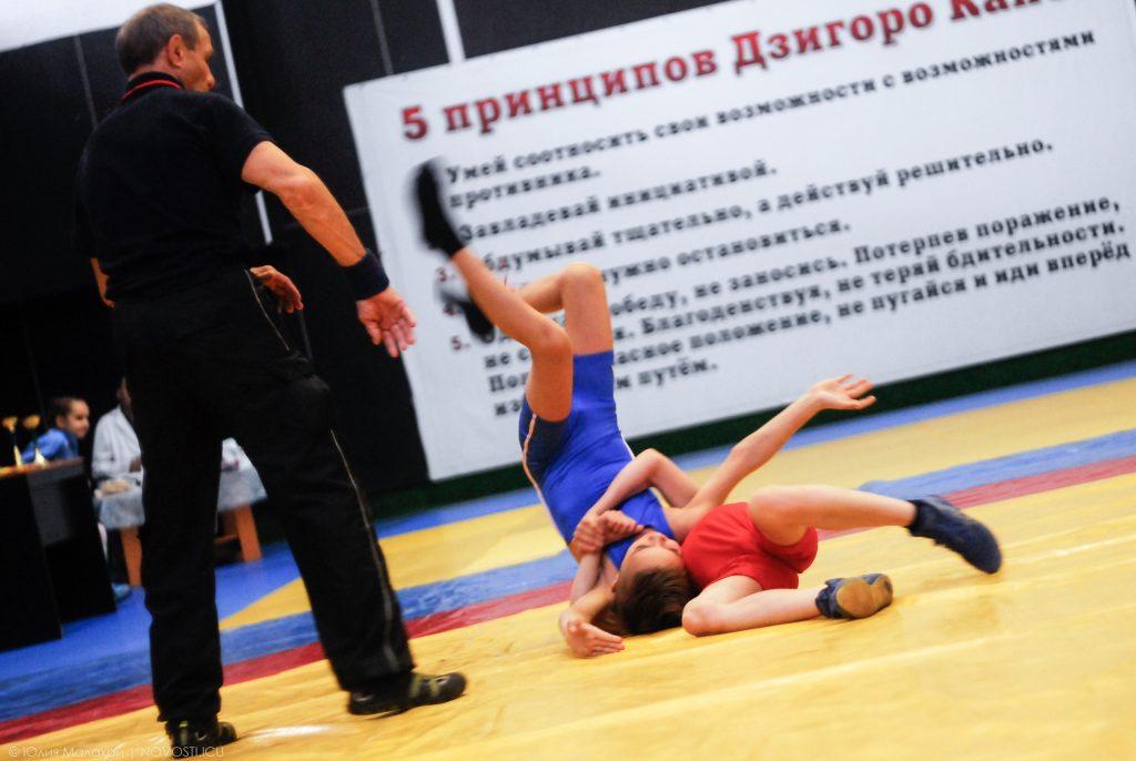 1 июня - Открытое первенство ЦСКА ДНР по вольной борьбе - СК