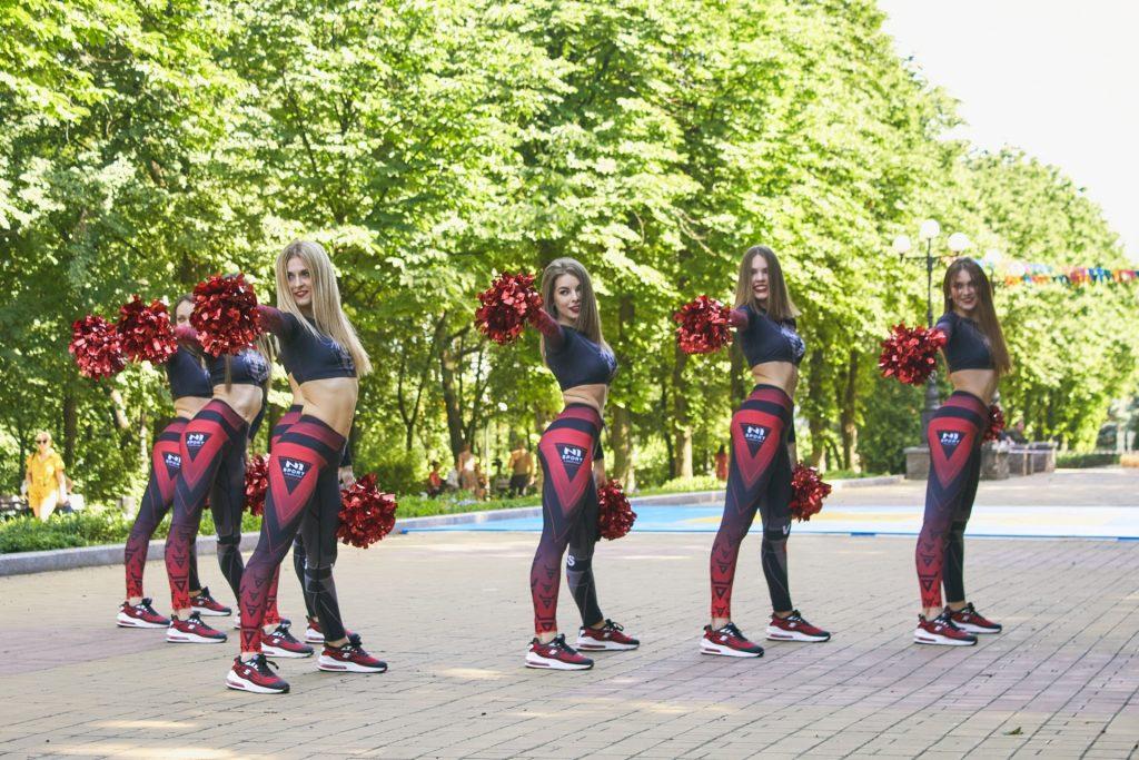 21 июня - Фестиваль единоборств - парк им. Щербакова, Донецк