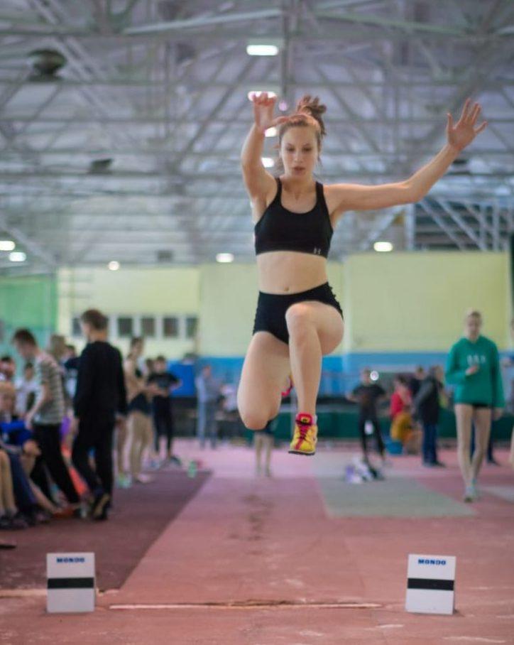 5 июня - Соревнования по легкой атлетике - Манеж ДонНТУ