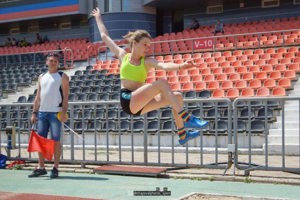 26 июня - Соревнования по легкой атлетике - РСК