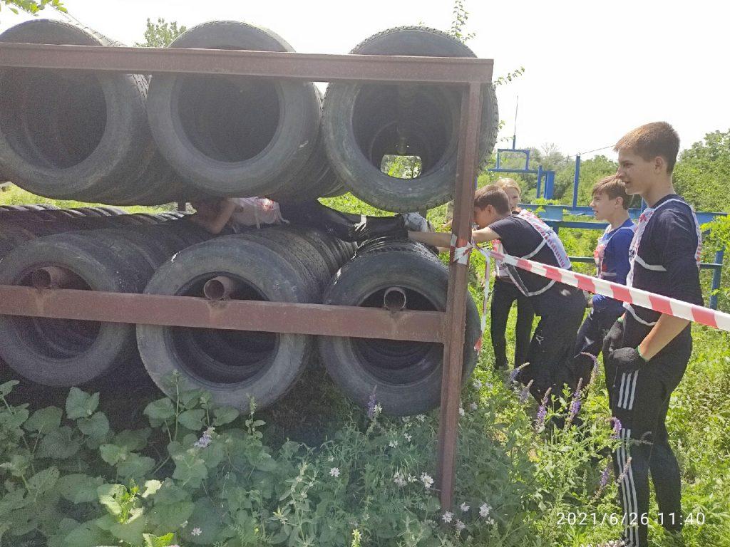 26 июня - «Забег юных патриотов-2021» - Донецк