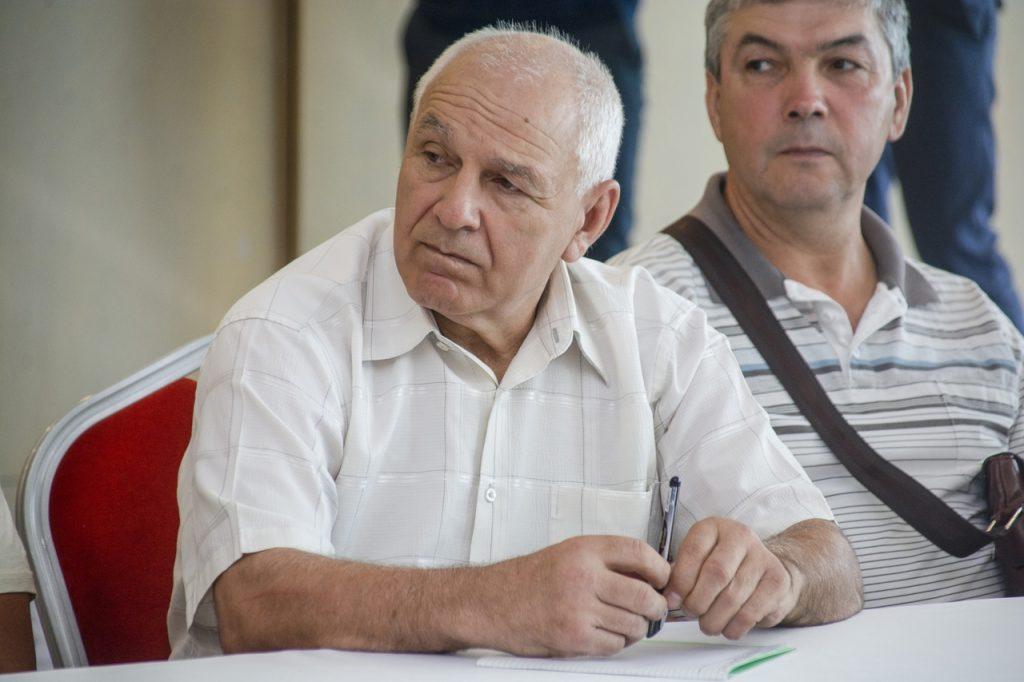 5 августа - Расширенное заседание тренерского совета Федерации дзюдо ДНР -