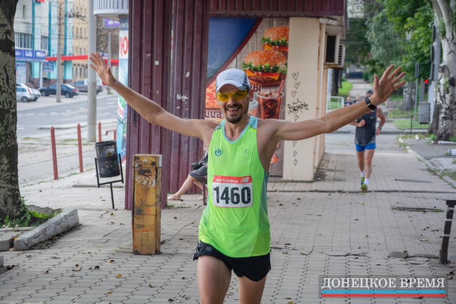 21 августа - Легкоатлетический забег