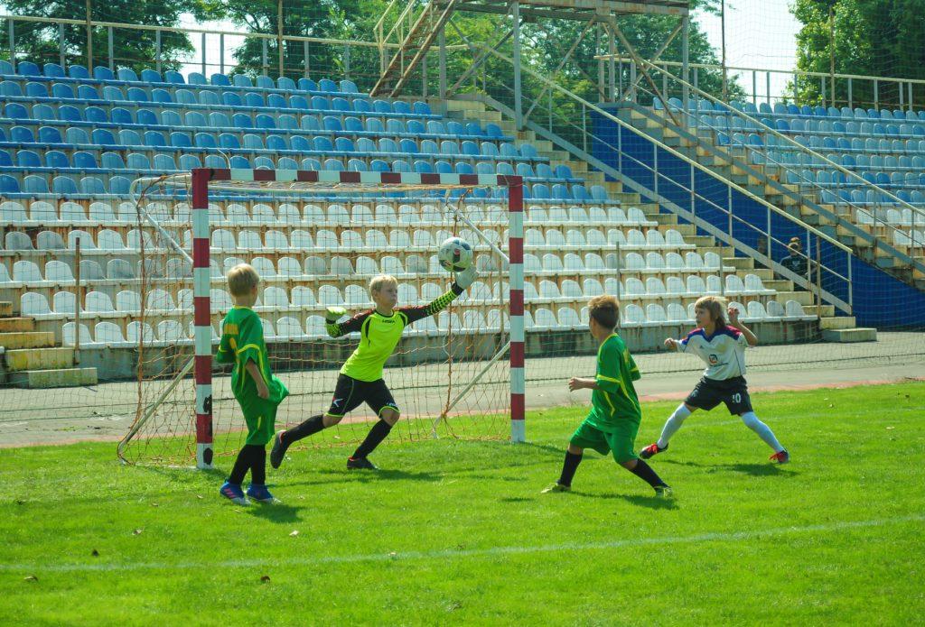 28 августа - Кубок Главы по дворовому футболу - СК