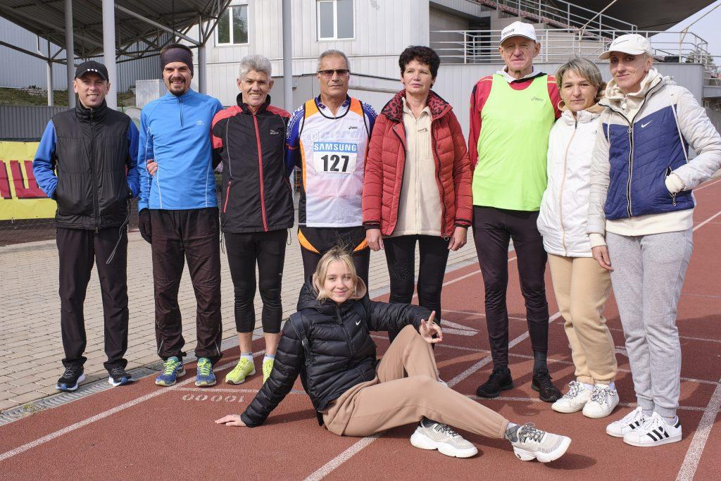9 октября - Республиканские соревнования по легкой атлетике